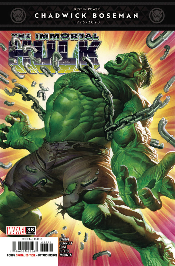 Immortal Hulk #38 - Comics