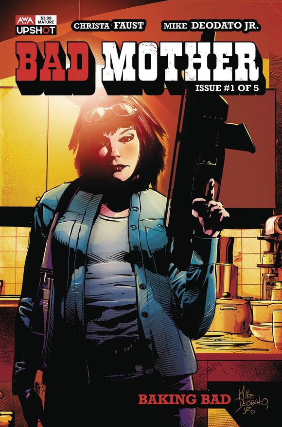Bad Mother #1 Cvr A - Comics