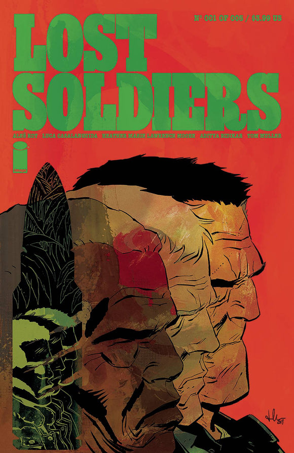 Lost Soldiers #1 (of 5) - Comics