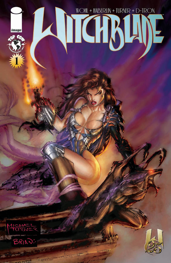Witchblade #1 25th Annv Ed - Comics