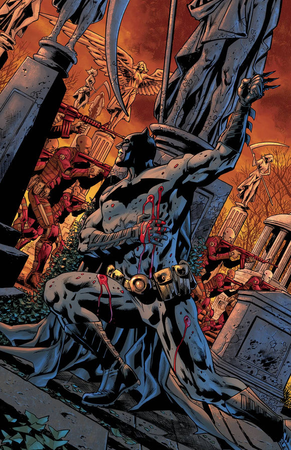 Batmans Grave #9 (of 12) - Comics