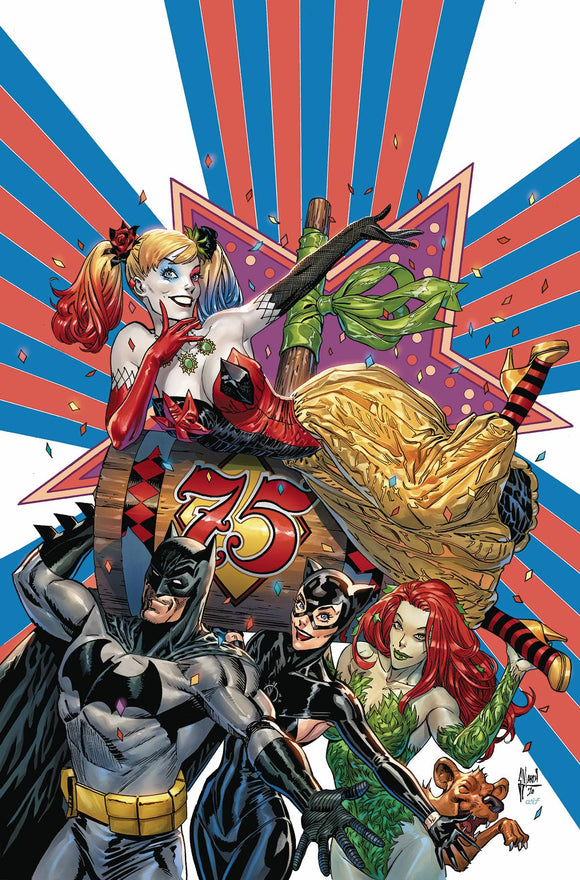 Harley Quinn #75 Cvr A Guillem March - Comics