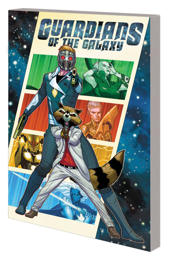 Guardians of The Galaxy By Ewing TP Vol 01 Then Its On - Books