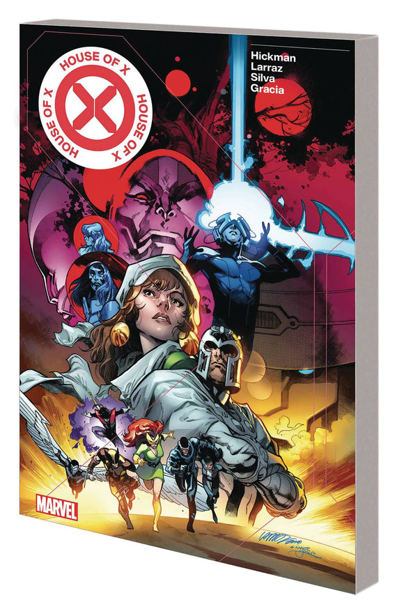 House of X Powers of X TP - Books