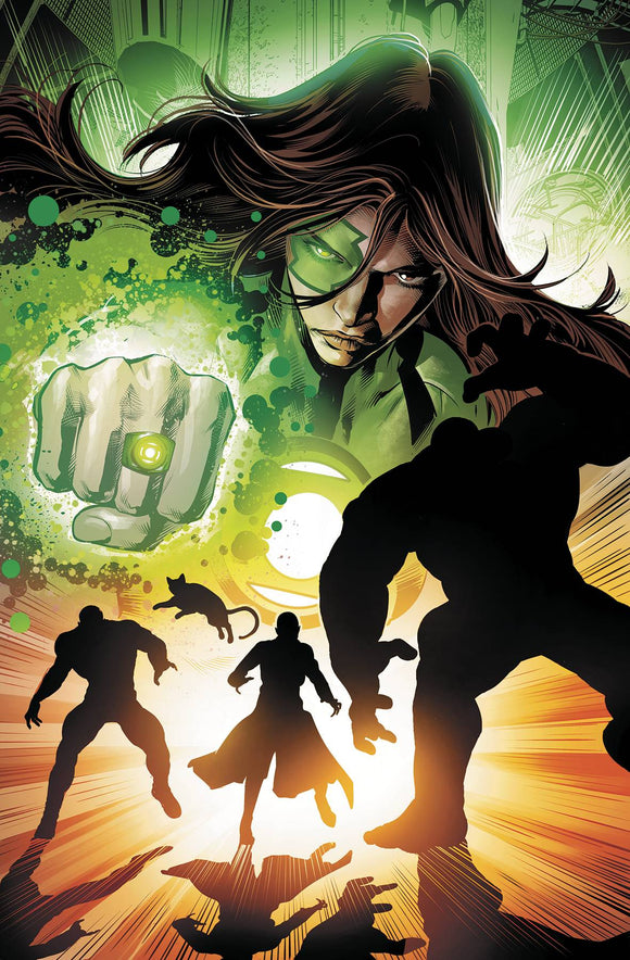 Justice League Odyssey TP Vol 03 Final Frontier - Books