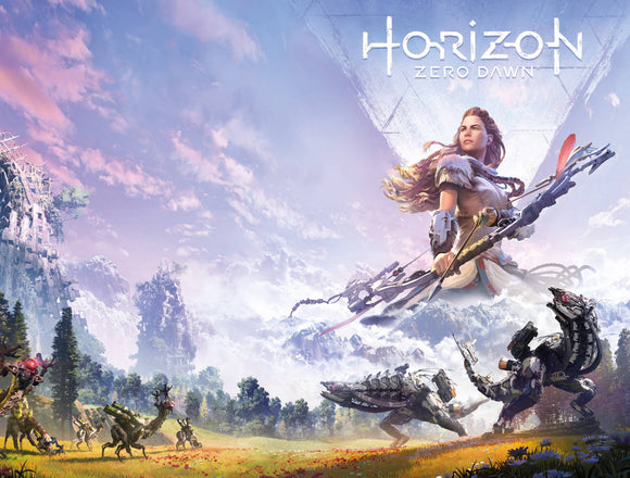 Horizon Zero Dawn #2 Cvr B Game Art Wrap - Comics