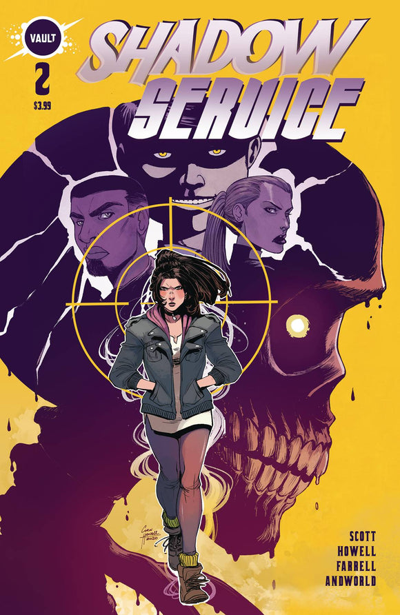 Shadow Service #2 - Comics