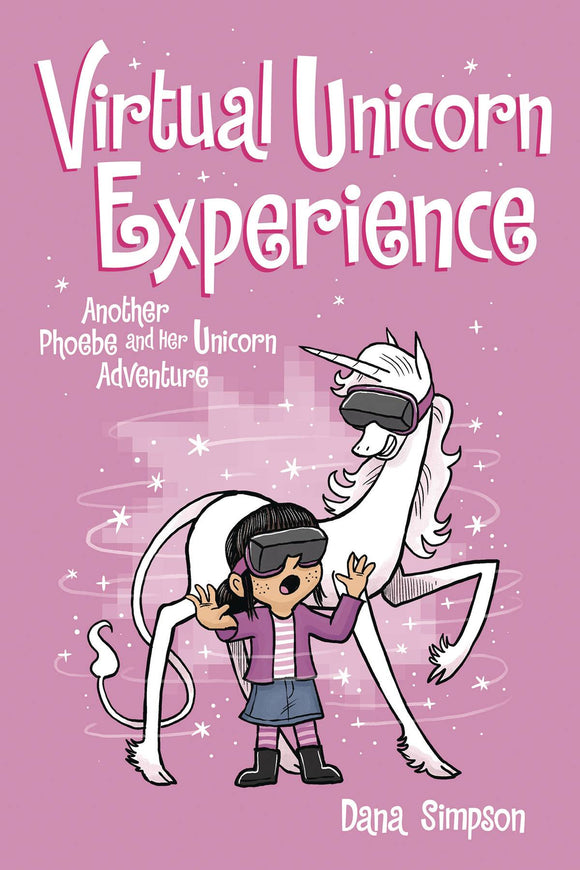 Phoebe & Her Unicorn GN Vol 12 Virtual Unicorn Experience - Books