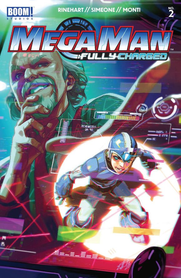 Mega Man Fully Charged #2 Cvr A Main - Comics