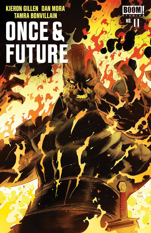 Once & Future #11 - Comics