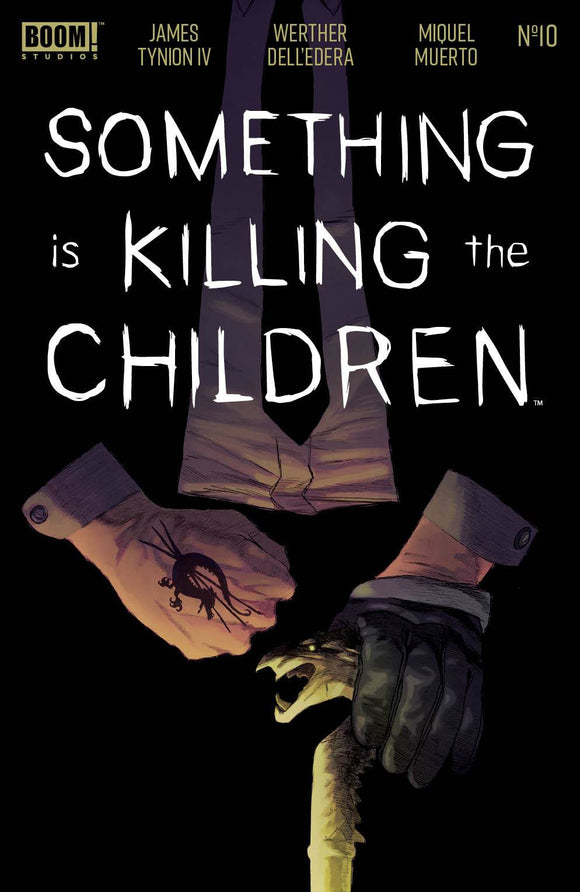 Something Is Killing Children #10 - Comics