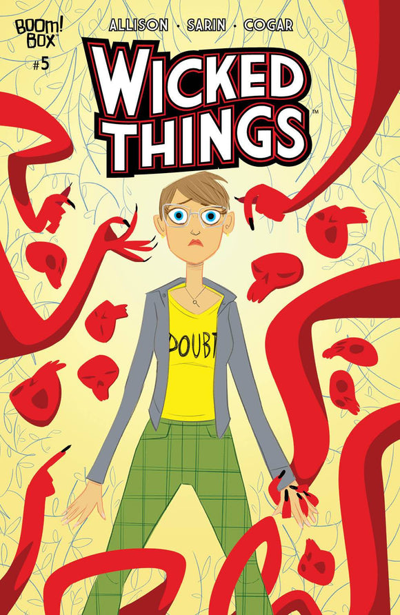 Wicked Things #5 Cvr B Allison Var - Comics