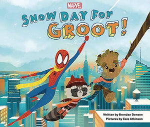 Snow Day For Groot HC - Books