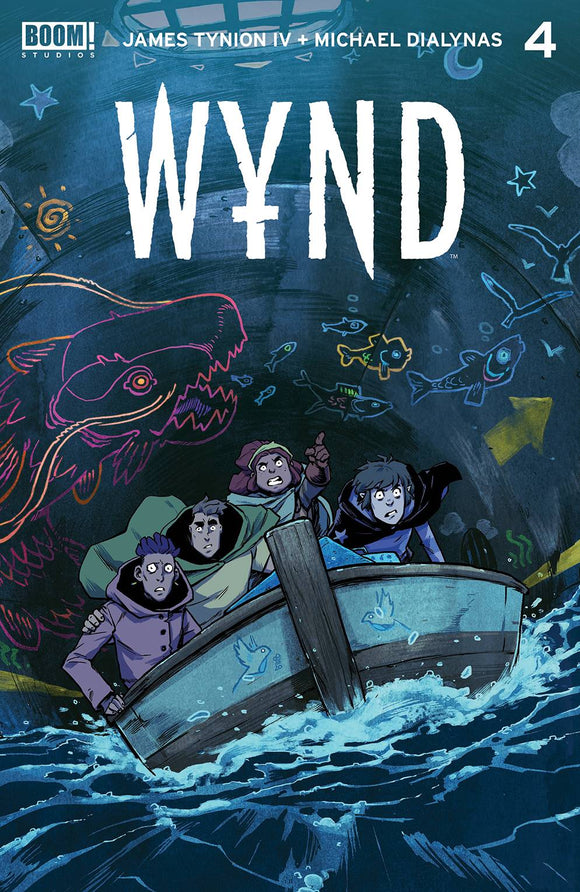 Wynd #4 (of 5) - Comics