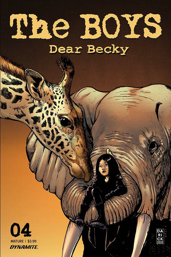 Boys Dear Becky #5 - Comics