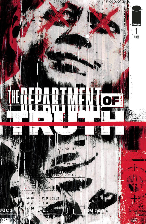 Department of Truth #1 Cvr A Simmonds - Comics