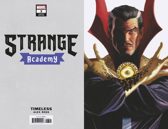 Strange Academy #3 Alex Ross Doctor Strange Timeless V - Comics