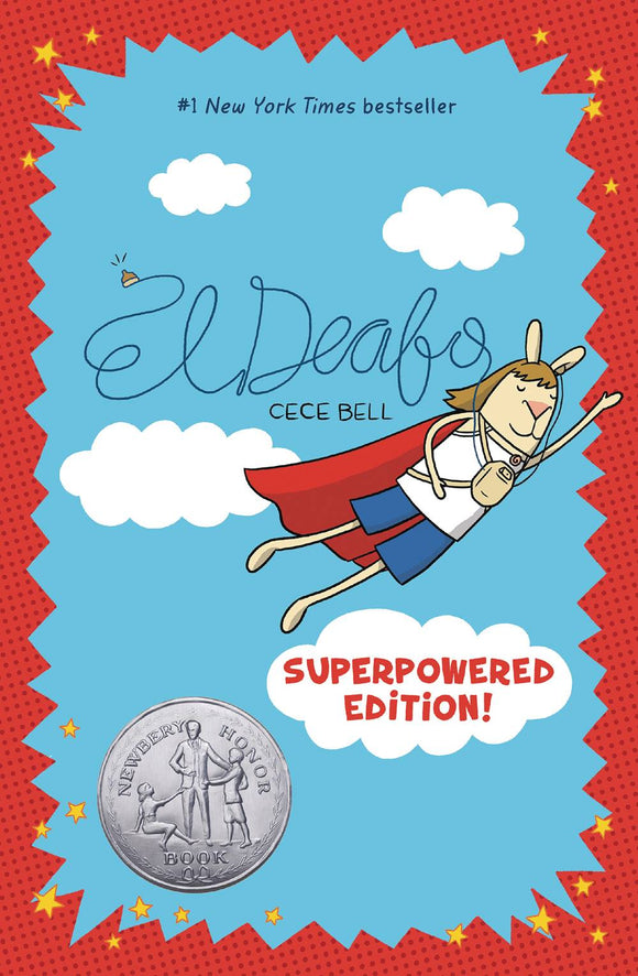 El Deafo Superpowered Ed HC GN - Books