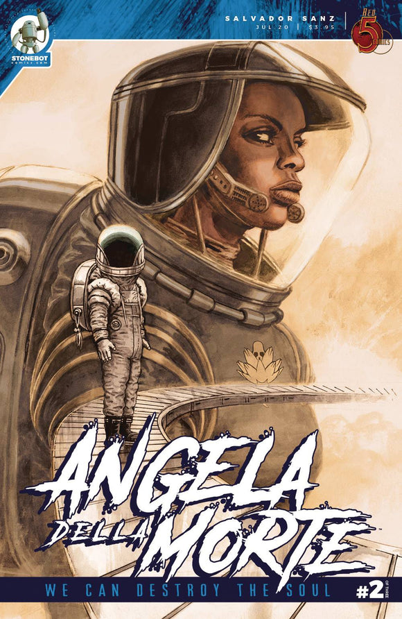 Angela Della Morte Vol 2 #2 - Comics