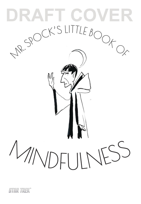 Mr Spock`s Little Book of Mindfulness HC - Books
