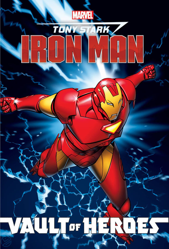Marvel Vault of Heroes Iron Man TP - Books