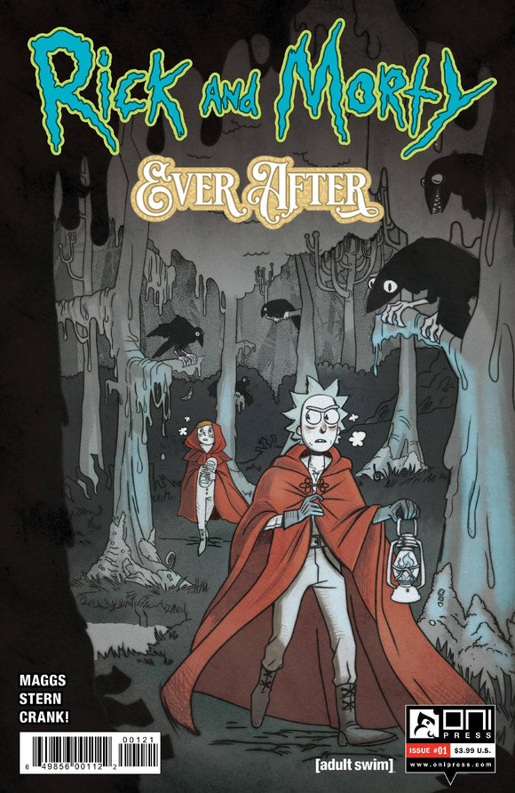 Rick & Morty Ever After #1 Cvr B - Comics