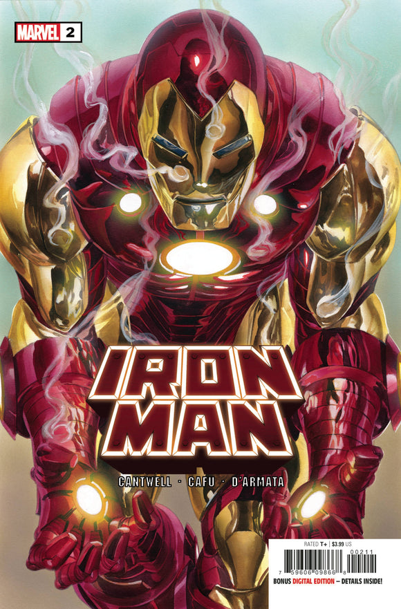 Iron Man #2 - Comics