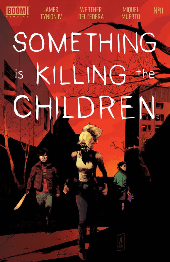 Something Is Killing Children #11 Main - Comics