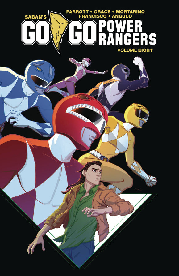 Go Go Power Rangers TP Vol 08 - Books
