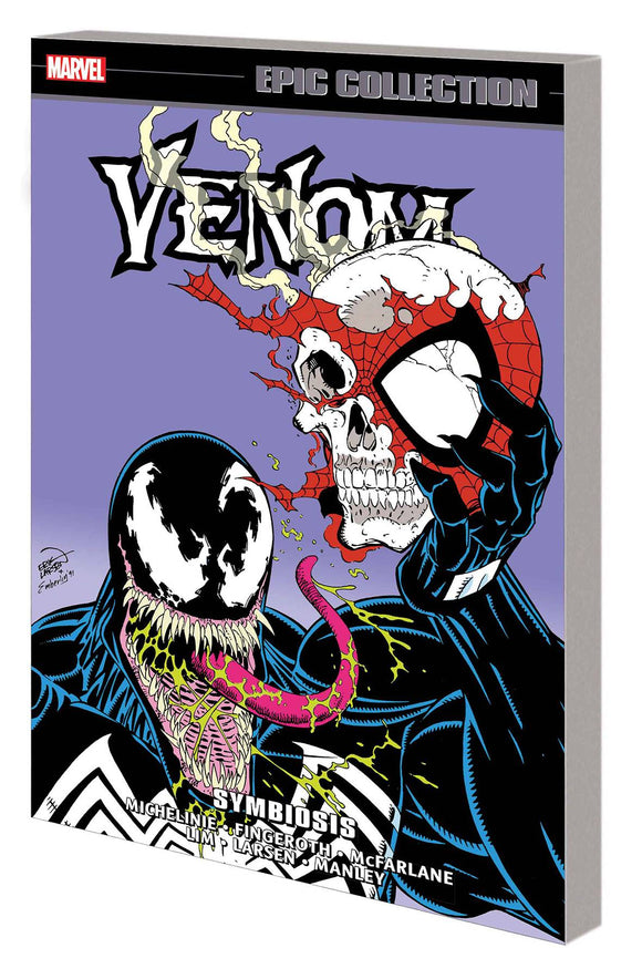 Venom Epic Collection TP Symbiosis - Books
