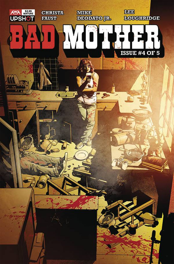 Bad Mother #4 - Comics