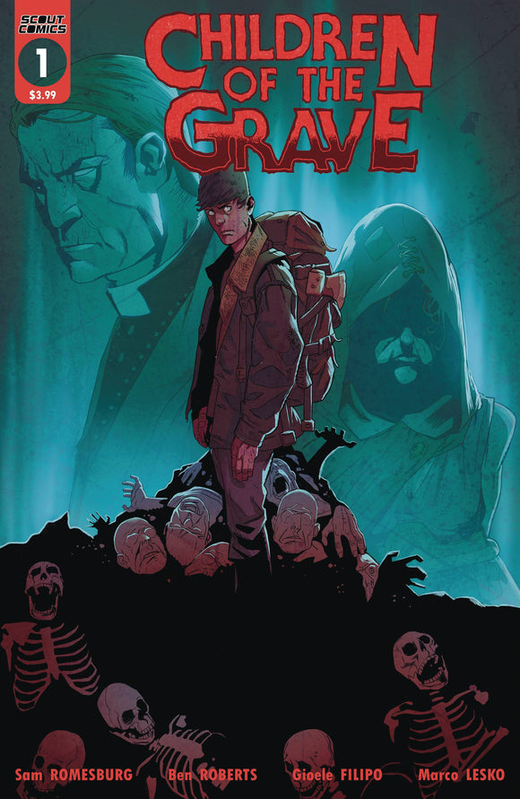 Children of The Grave #1 (1 Per Customer) - Comics
