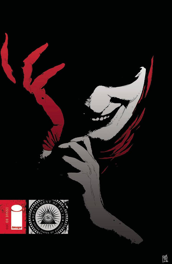 Department of Truth #3 Cvr B Sorrentino - Comics