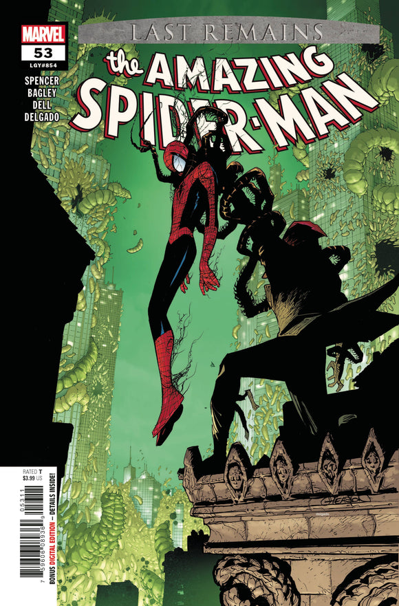 Amazing Spider-Man #53 Last - Comics