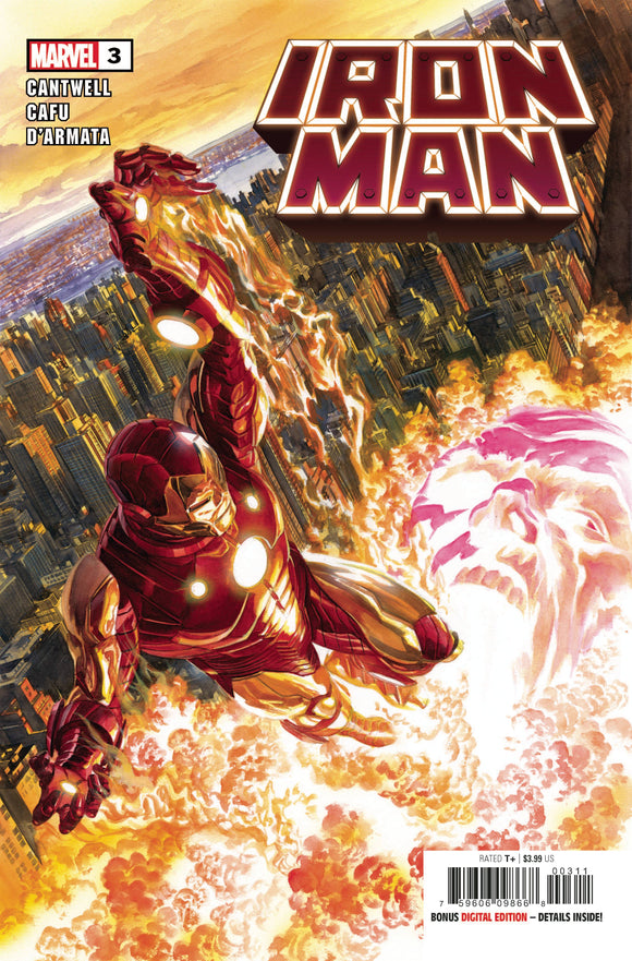Iron Man #3 - Comics