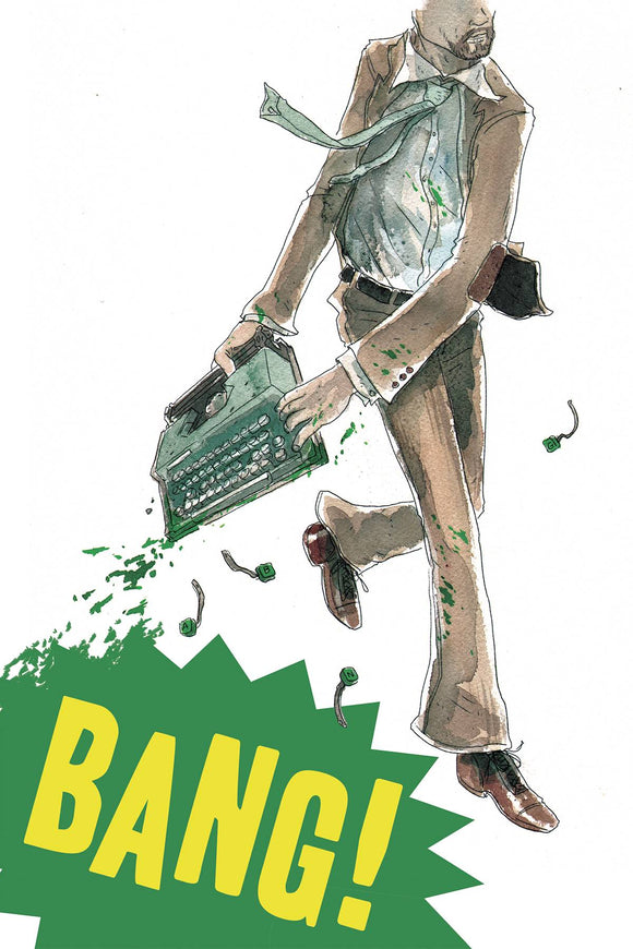 Bang #5 (of 5) Cvr B Kindt - Comics