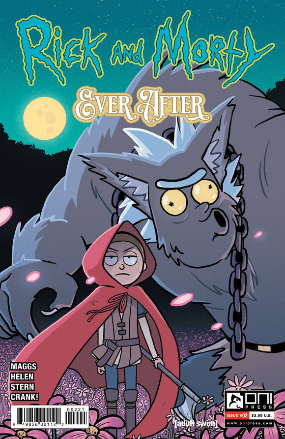 Rick & Morty Ever After #2 Cvr B Stern - Comics