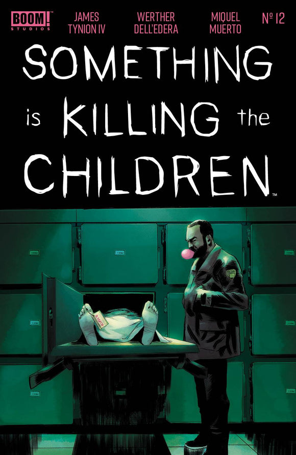 Something Is Killing Children #12 Main - Comics