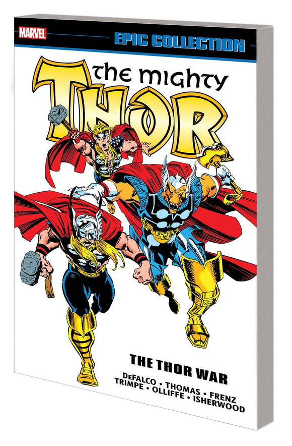 Thor Epic Collection TP Thor War - Books