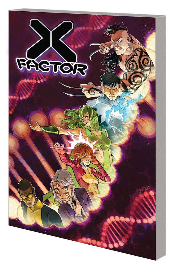 X-Factor By Leah Williams TP - Books