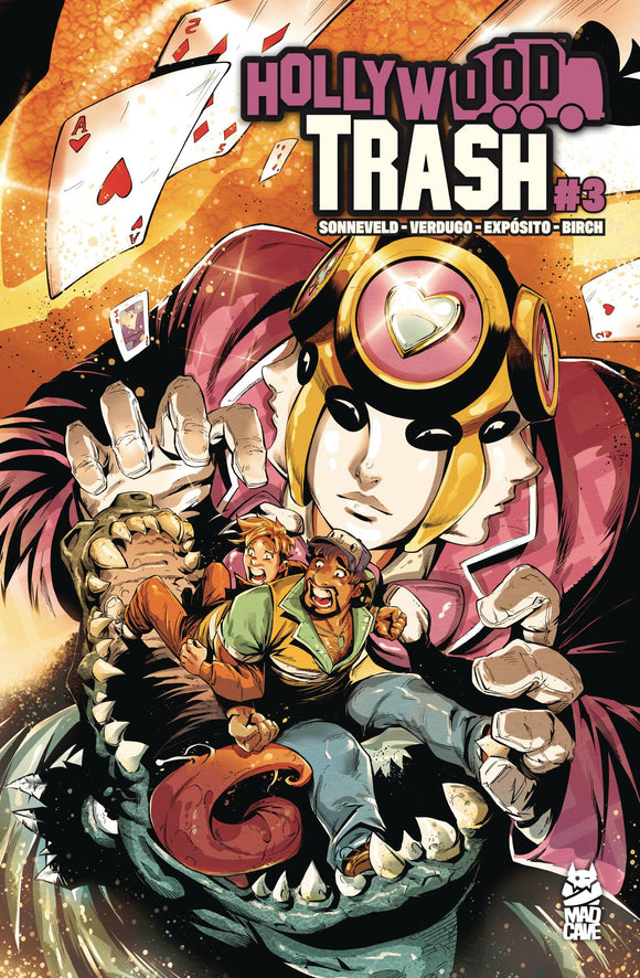 Hollywood Trash #3 (of 5) - Comics