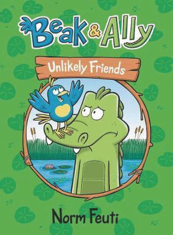 Beak & Ally GN Vol 01 Unlikely Friends - Books