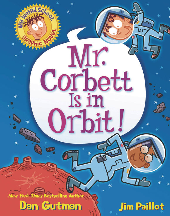 My Weird School GN Vol 01 Mr Corbett Is In Orbit - Books