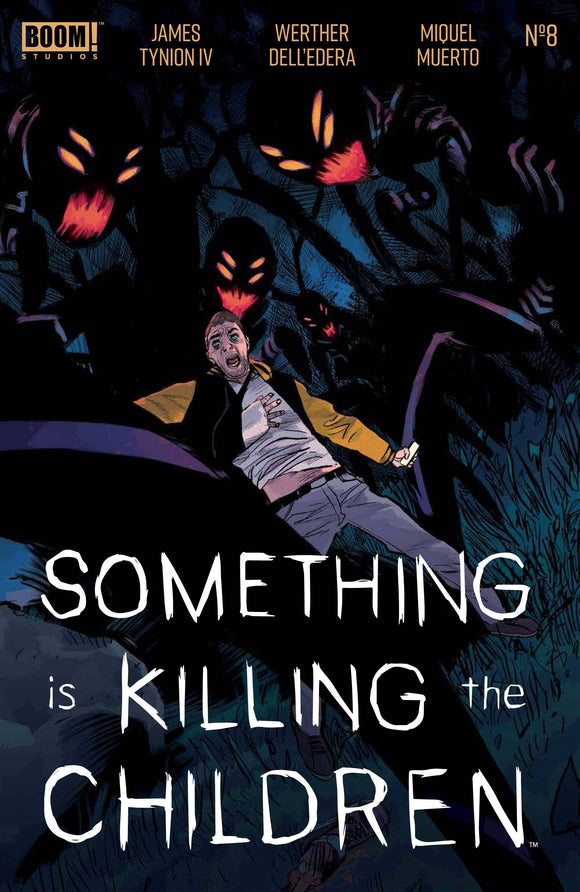 Something Is Killing Children #8 2nd Print