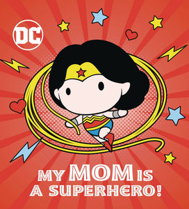 Dc Wonder Woman My Mom Is Superhero Board Book HC - Books