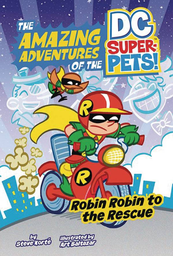 Dc Super Pets Yr TP Robin Robin to The Rescue - Books