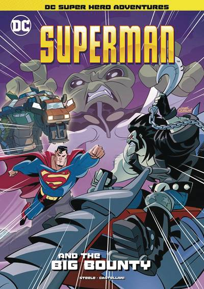 Dc Super Heroes Superman Yr TP Superman & Big Bounty - Books