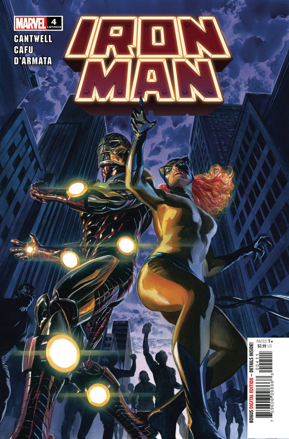 Iron Man #4 - Comics