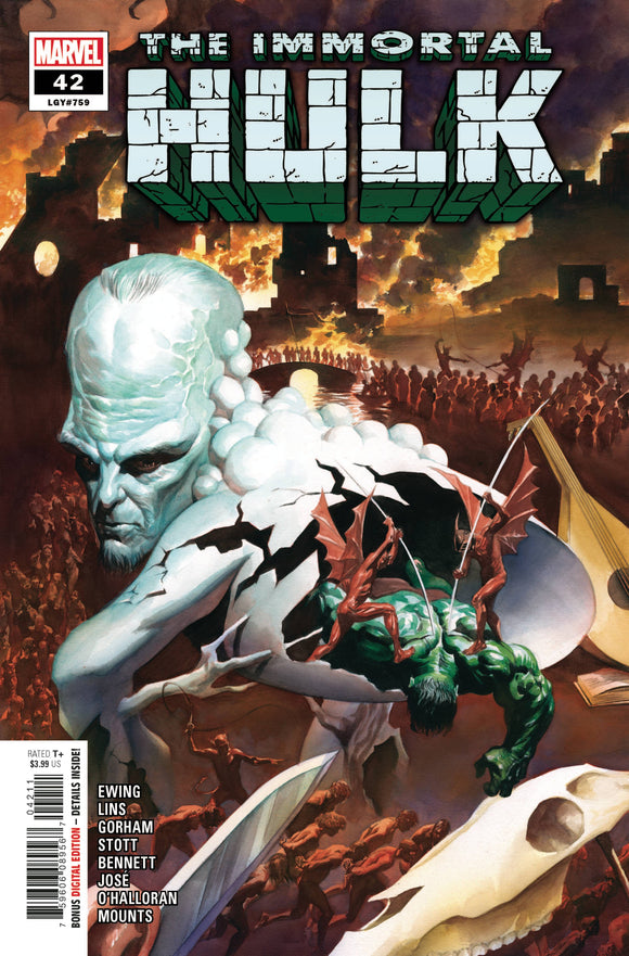 Immortal Hulk #42 - Comics