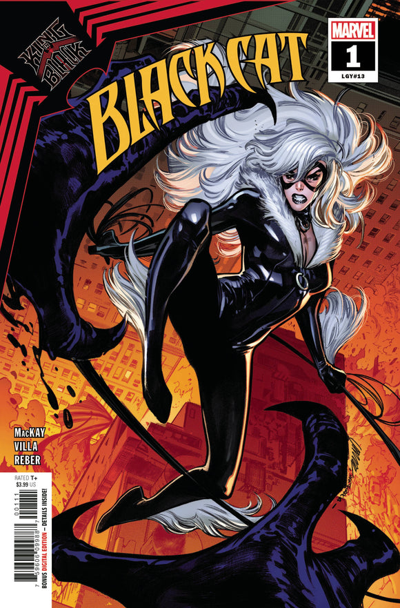 Black Cat #1 Kib - Comics